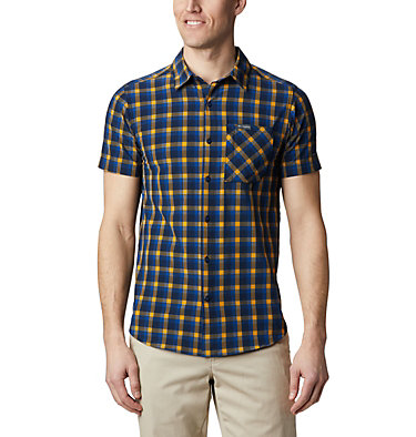 Men's Triple Canyon™ Short Sleeve Shirt , front