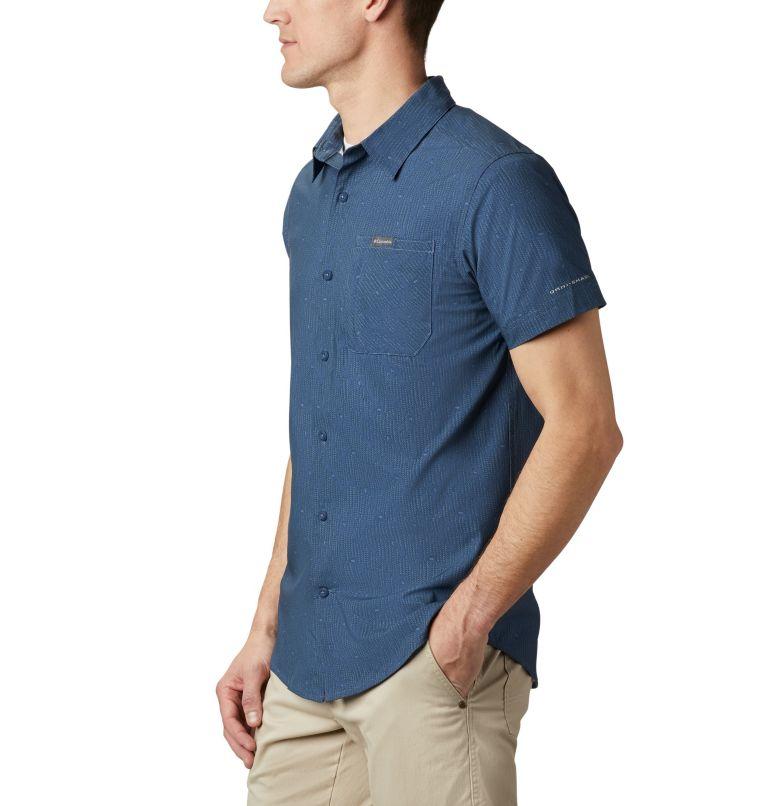 Triple Canyon™ SS Shirt   478   L Camicia a manica corta Triple Canyon™ da uomo , Dark Mountain Maze, a1