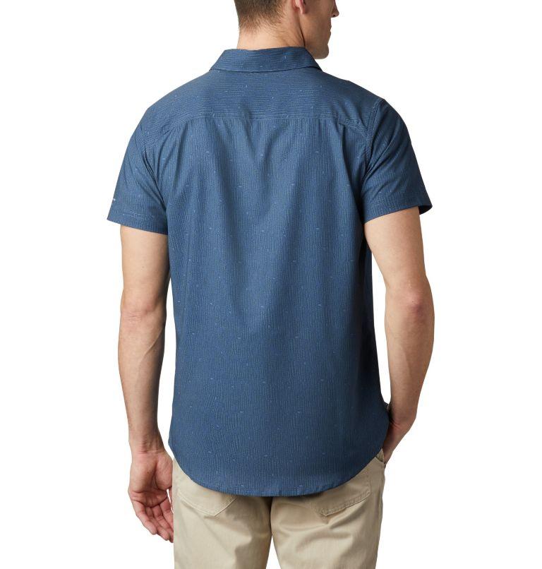Triple Canyon™ SS Shirt   478   L Camicia a manica corta Triple Canyon™ da uomo , Dark Mountain Maze, back