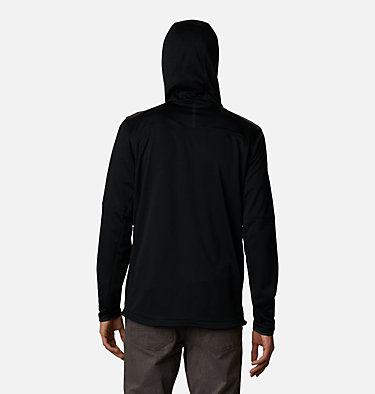 Men's Tech Trail™ Full Zip Hoodie Tech Trail™ FZ Hoodie | 011 | S, Black, back