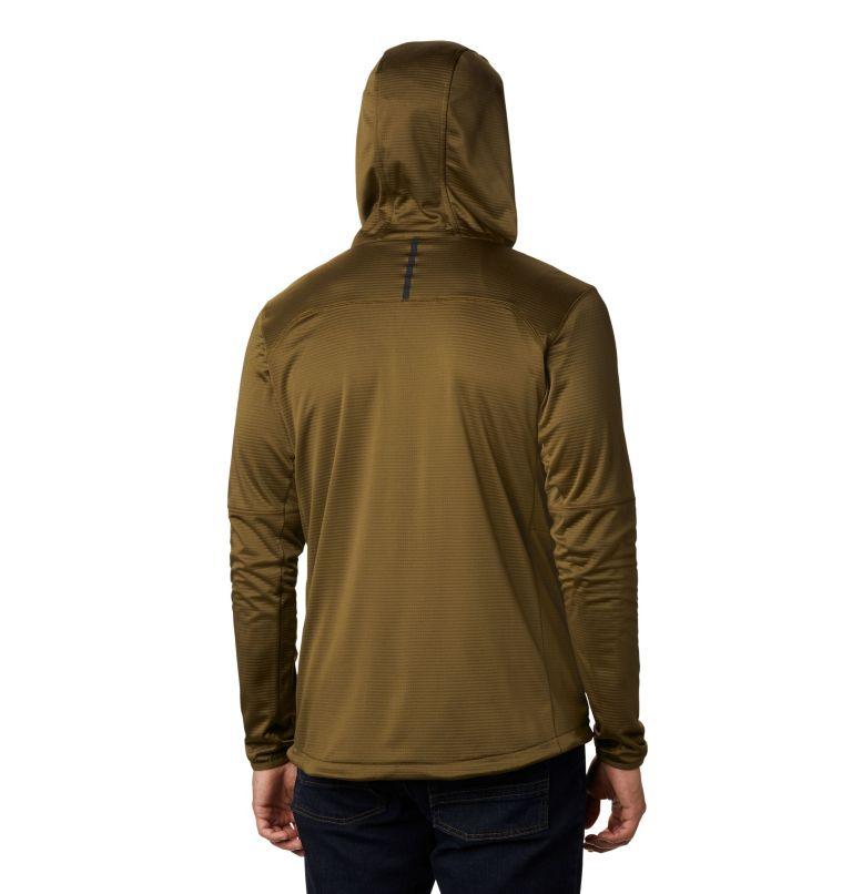 Men's Tech Trail™ Full Zip Hoodie Men's Tech Trail™ Full Zip Hoodie, back