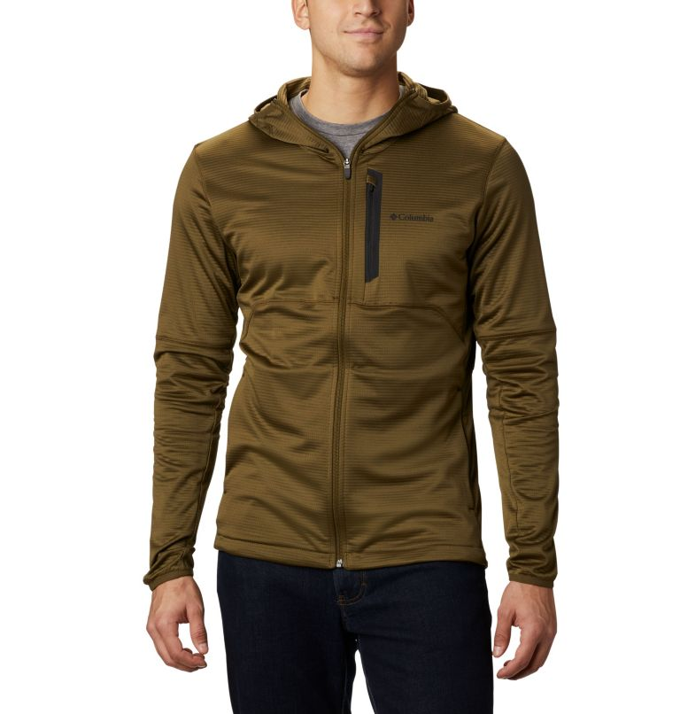 Men's Tech Trail™ Full Zip Hoodie Men's Tech Trail™ Full Zip Hoodie, front
