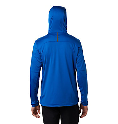 Men's Tech Trail™ Full Zip Hoodie Tech Trail™ FZ Hoodie | 011 | S, Azul, back