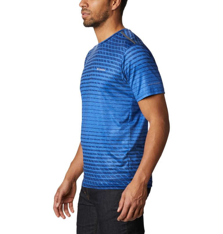 Men's Tech Trail™ Print T-Shirt Men's Tech Trail™ Print T-Shirt, a1