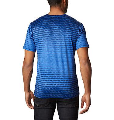 T-shirt Tech Trail™ Homme Tech Trail™ Print SS Crew | 010 | S, Azul Ombre, back