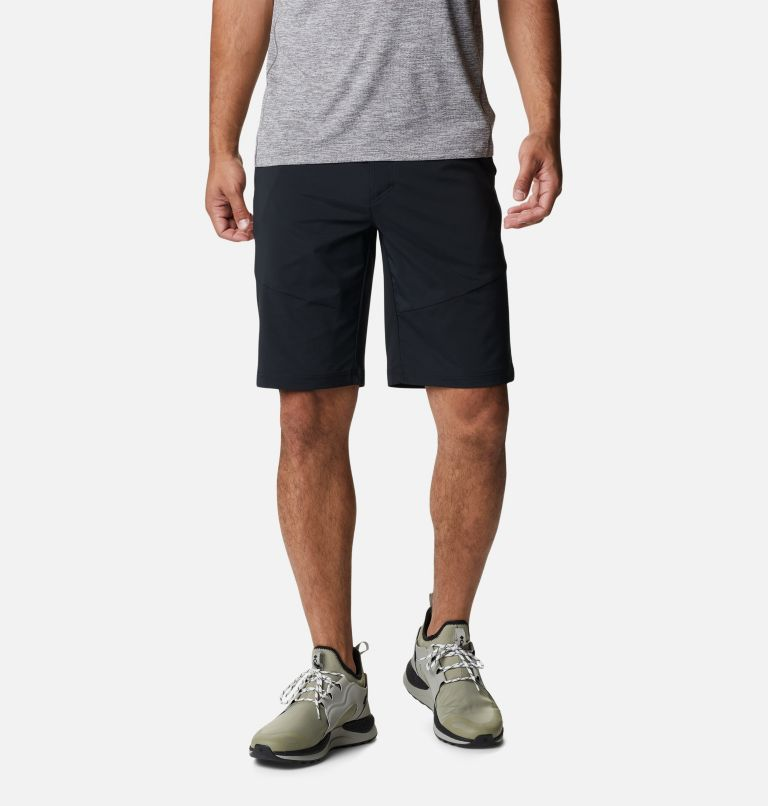 Tech Trail™ Short   010   30 Men's Tech Trail™ Shorts, Black, front