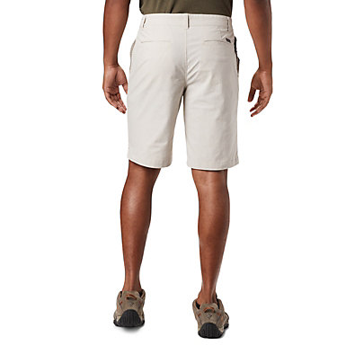 Men's Outdoor Elements™ Chambray Shorts Outdoor Elements™ Chambray Short | 023 | 28, Fossil Oxford, back