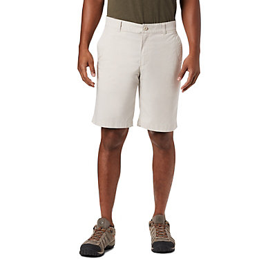 Men's Outdoor Elements™ Chambray Shorts Outdoor Elements™ Chambray Short | 160 | 32, Fossil Oxford, front