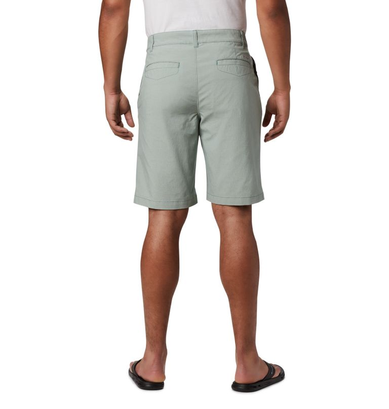 Men's Outdoor Elements™ Chambray Shorts Men's Outdoor Elements™ Chambray Shorts, back