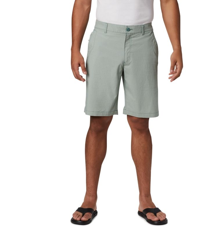 Men's Outdoor Elements™ Chambray Shorts Men's Outdoor Elements™ Chambray Shorts, front