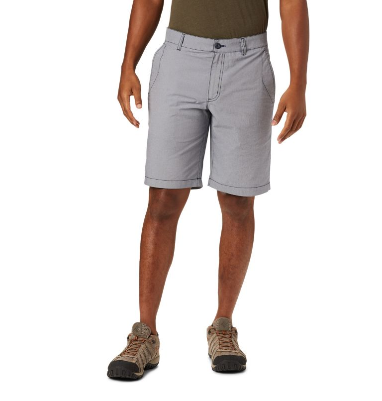 Men's Outdoor Elements™ Chambray Shorts Men's Outdoor Elements™ Chambray Shorts, front