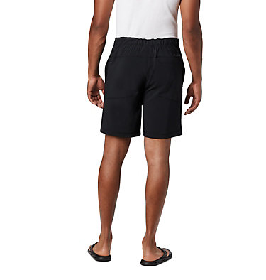 Men's Columbia Lodge™ Woven Shorts Columbia Lodge™ Woven Short | 010 | L, Black, back