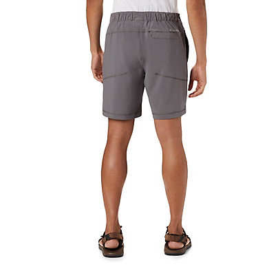 Men's Columbia Lodge™ Woven Shorts Columbia Lodge™ Woven Short | 010 | L, City Grey, back