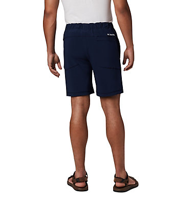 Men's Columbia Lodge™ Woven Shorts Columbia Lodge™ Woven Short | 464 | L, Collegiate Navy, back