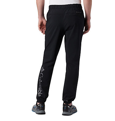 Pantalón de chándal Columbia Lodge™ para hombre Columbia Lodge™ Woven Jogger | 023 | M, Black, back