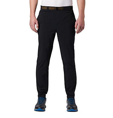 Men's Columbia Lodge™ Woven Jogger Pant Columbia Lodge™ Woven Jogger | 023 | M, Black, front