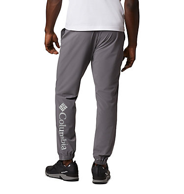 Pantalón de chándal Columbia Lodge™ para hombre Columbia Lodge™ Woven Jogger | 023 | M, City Grey, back
