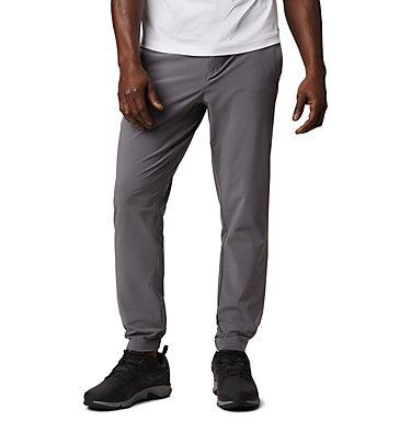 Pantalón de chándal Columbia Lodge™ para hombre Columbia Lodge™ Woven Jogger | 023 | M, City Grey, front