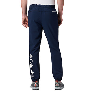 Pantalón de chándal Columbia Lodge™ para hombre Columbia Lodge™ Woven Jogger | 023 | M, Collegiate Navy, back