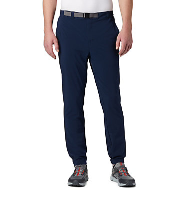 Pantalon de Jogging Columbia Lodge™ Homme Columbia Lodge™ Woven Jogger | 023 | M, Collegiate Navy, front