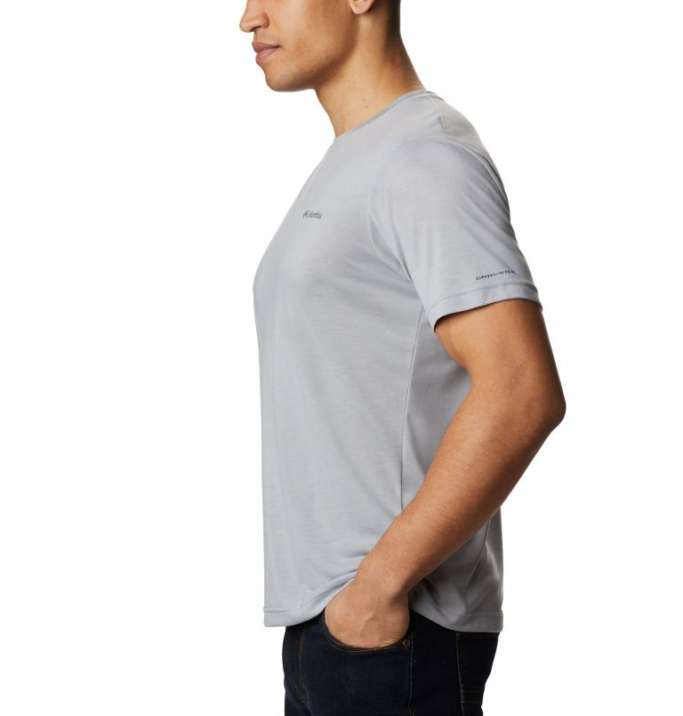 Maxtrail™ SS Logo Tee | 039 | M Men's Maxtrail Logo T-Shirt, Columbia Grey, a1