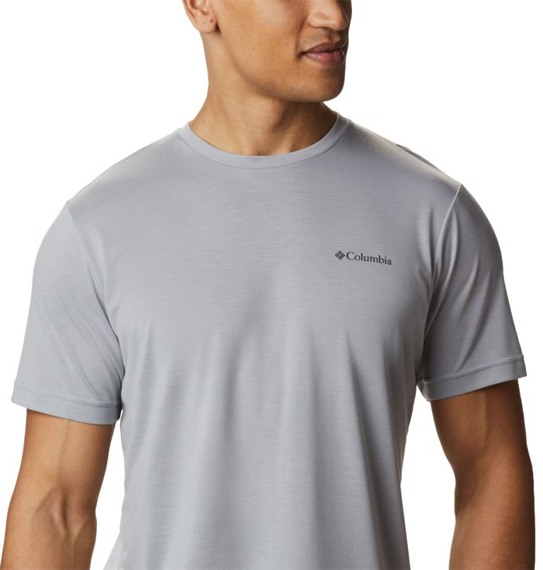 Maxtrail™ SS Logo Tee | 039 | M Men's Maxtrail Logo T-Shirt, Columbia Grey, a2