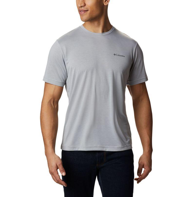 Maxtrail™ SS Logo Tee | 039 | XL Men's Maxtrail Logo T-Shirt, Columbia Grey, back