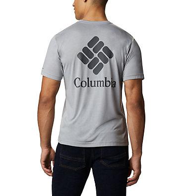 Men's Maxtrail Logo T-Shirt Maxtrail™ SS Logo Tee | 039 | L, Columbia Grey, front