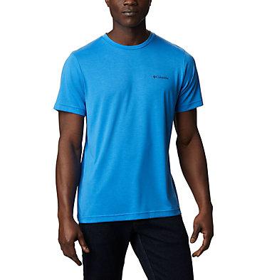 Men's Maxtrail Logo T-Shirt Maxtrail™ SS Logo Tee | 039 | L, Azure Blue, back