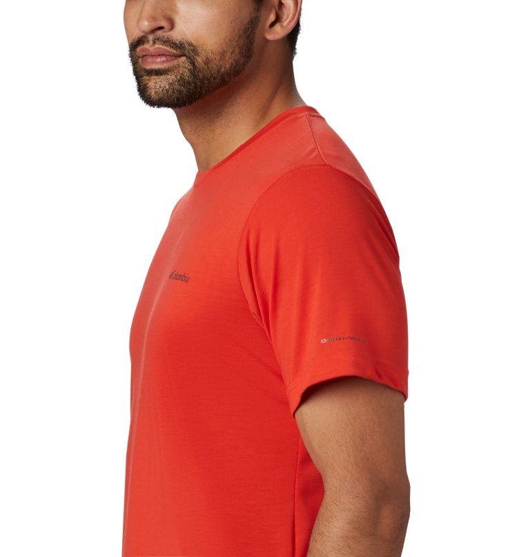 Maxtrail™ SS Logo Tee | 845 | L Men's Maxtrail™ Short Sleeve Logo Tee, Wildfire, a1