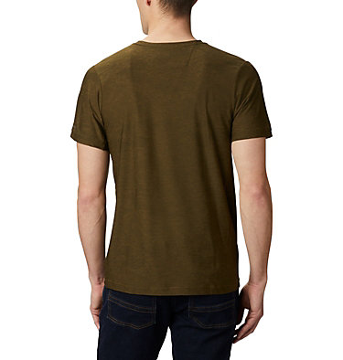 T-shirt Camouflage Maxtrail™ Homme Maxtrail™ SS Camo Tee | 011 | L, New Olive, back