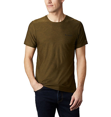 T-shirt Camouflage Maxtrail™ Homme Maxtrail™ SS Camo Tee | 011 | L, New Olive, front