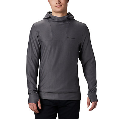Men's Maxtrail™ Midlayer Hoodie Maxtrail™ LS Midlayer | 023 | L, City Grey, front