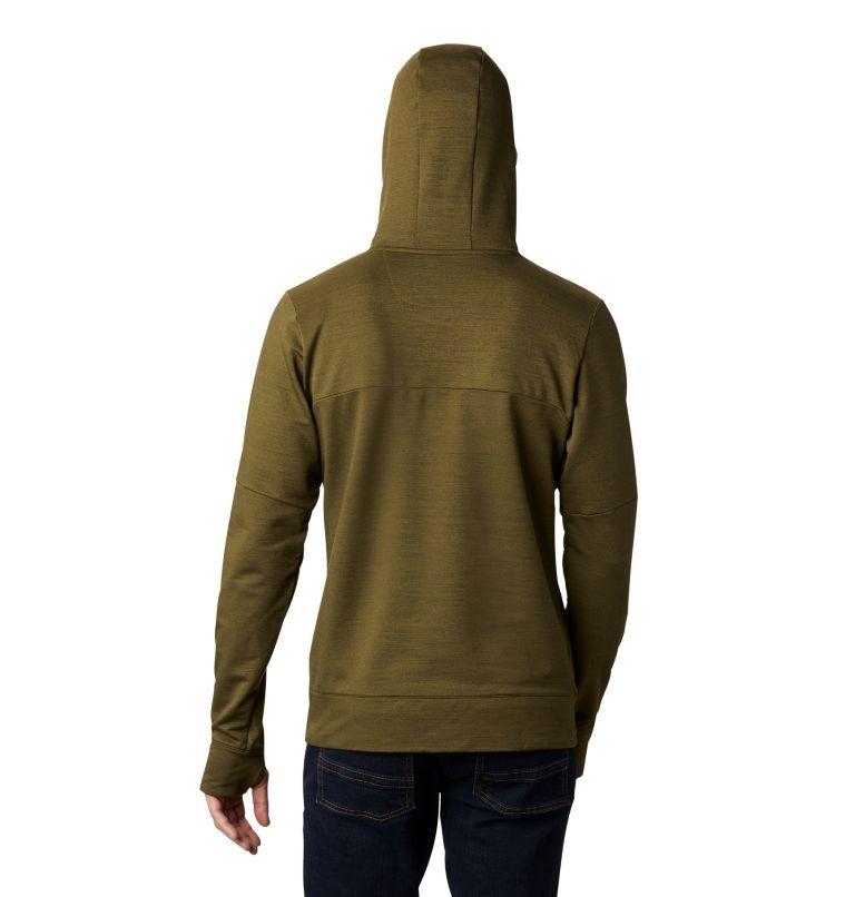 Men's Maxtrail™ Long Sleeve Midlayer Hoodie Men's Maxtrail™ Long Sleeve Midlayer Hoodie, back