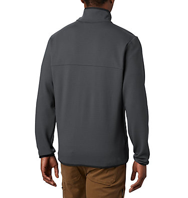 Midlayer Full Zip Town Park™ da uomo Town Park™ Midlayer FZ | 023 | L, City Grey, back