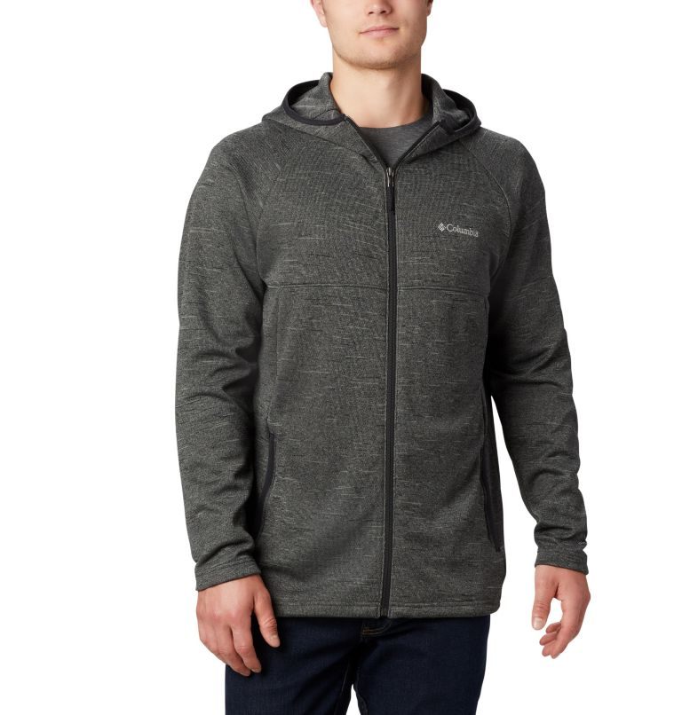 Men's Maple Lake™ Midlayer Full Zip Hoodie Men's Maple Lake™ Midlayer Full Zip Hoodie, front