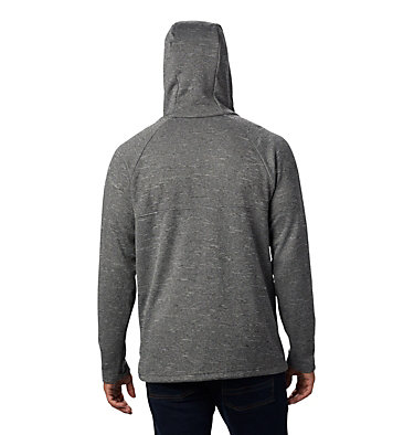 Midlayer con cappuccio Maple Lake™ da uomo  Maple Lake™ Midlayer FZ Hoodie | 010 | L, City Grey, Shark, back