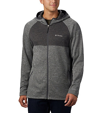 Midlayer con cappuccio Maple Lake™ da uomo  Maple Lake™ Midlayer FZ Hoodie | 010 | L, City Grey, Shark, front