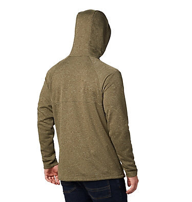 Sudadera Maple Lake™ para hombre Maple Lake™ Midlayer FZ Hoodie | 010 | L, Sage, New Olive, back