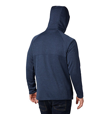 Sudadera Maple Lake™ para hombre Maple Lake™ Midlayer FZ Hoodie | 010 | L, Collegiate Navy, back