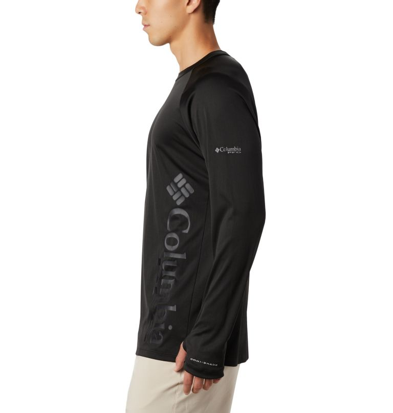 Men's PFG Buoy™ Knit Long Sleeve Shirt Men's PFG Buoy™ Knit Long Sleeve Shirt, a1