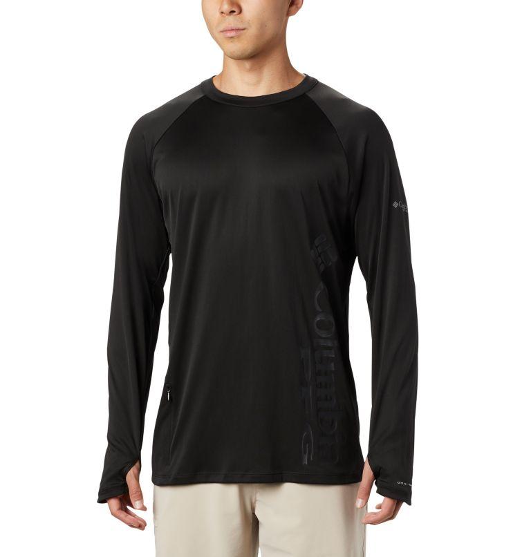 Men's PFG Buoy™ Knit Long Sleeve Shirt Men's PFG Buoy™ Knit Long Sleeve Shirt, front