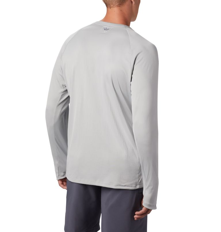 Men's PFG Buoy™ Knit Long Sleeve Shirt Men's PFG Buoy™ Knit Long Sleeve Shirt, back