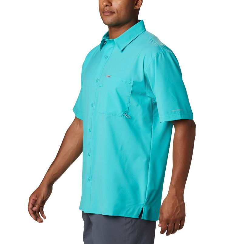 Men's PFG Zero Rules™ Woven Short Sleeve Shirt Men's PFG Zero Rules™ Woven Short Sleeve Shirt, a1