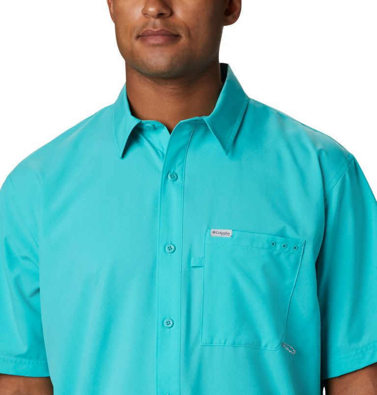 Men's PFG Zero Rules™ Woven Short Sleeve Shirt Men's PFG Zero Rules™ Woven Short Sleeve Shirt, a2