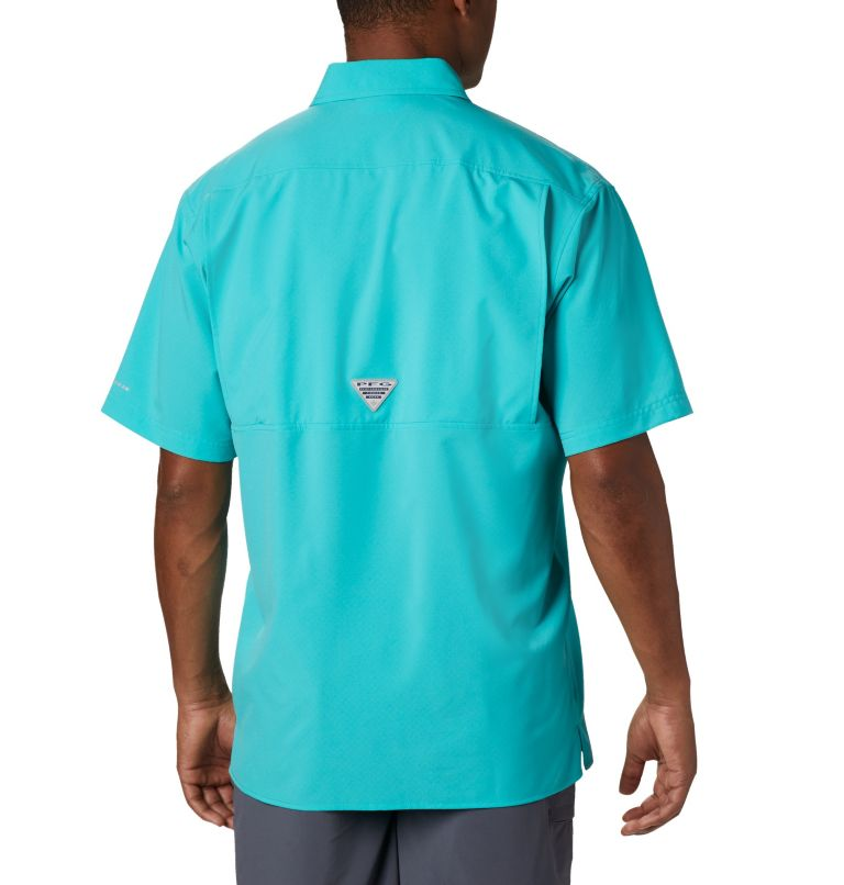 Men's PFG Zero Rules™ Woven Short Sleeve Shirt Men's PFG Zero Rules™ Woven Short Sleeve Shirt, back