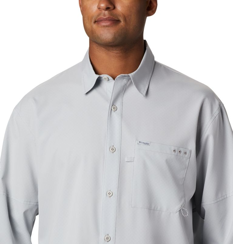 Men's PFG Zero Rules™ Woven Long Sleeve Shirt Men's PFG Zero Rules™ Woven Long Sleeve Shirt, a2