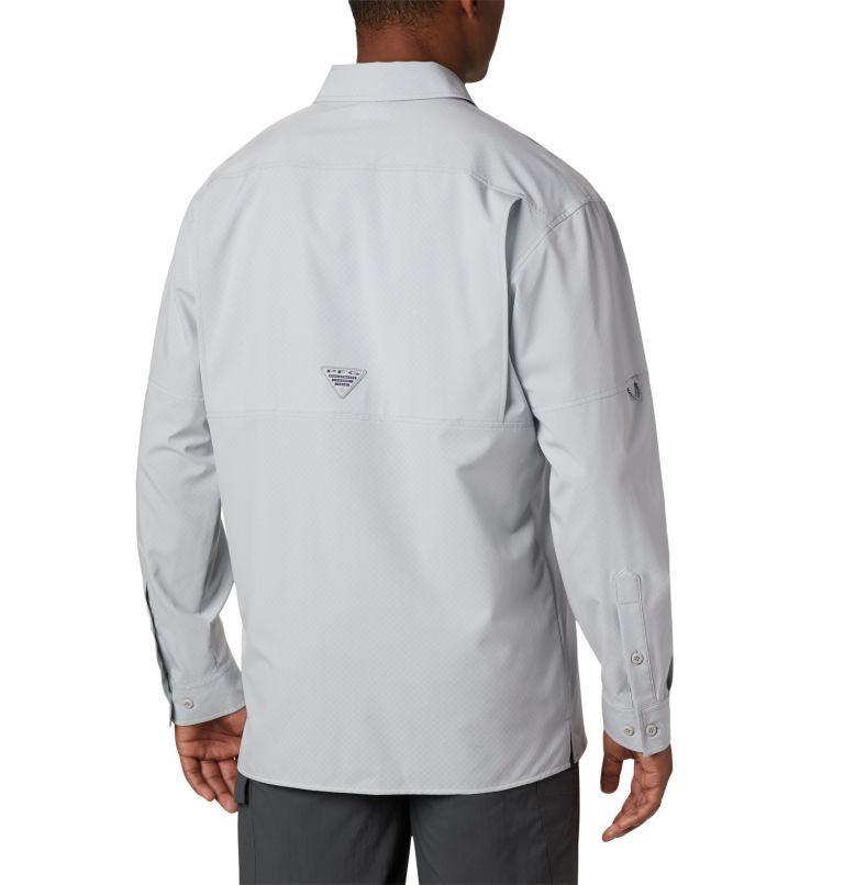 Men's PFG Zero Rules™ Woven Long Sleeve Shirt Men's PFG Zero Rules™ Woven Long Sleeve Shirt, back