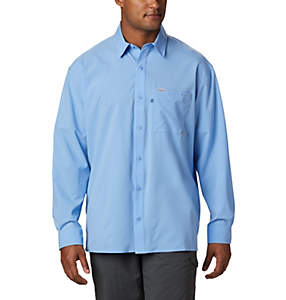 Men's PFG Zero Rules™ Woven Long Sleeve Shirt