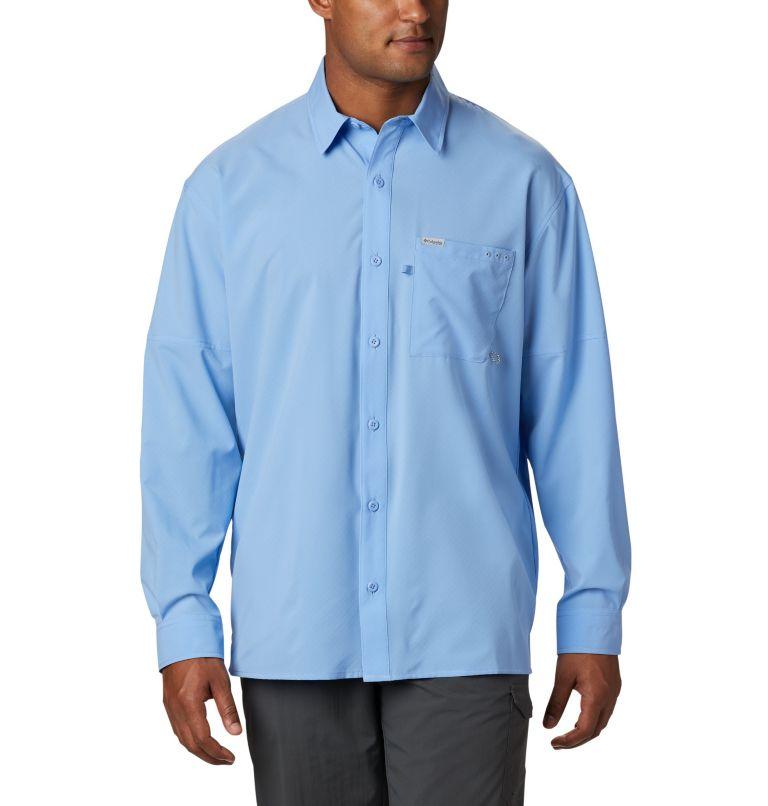 Men's PFG Zero Rules™ Woven Long Sleeve Shirt Men's PFG Zero Rules™ Woven Long Sleeve Shirt, front